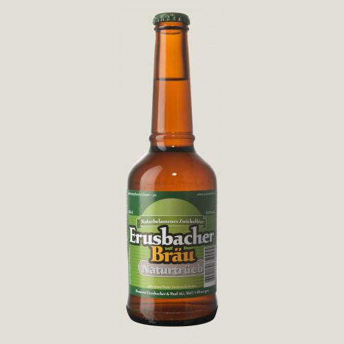 Erusbacher Bräu Naturtrüeb