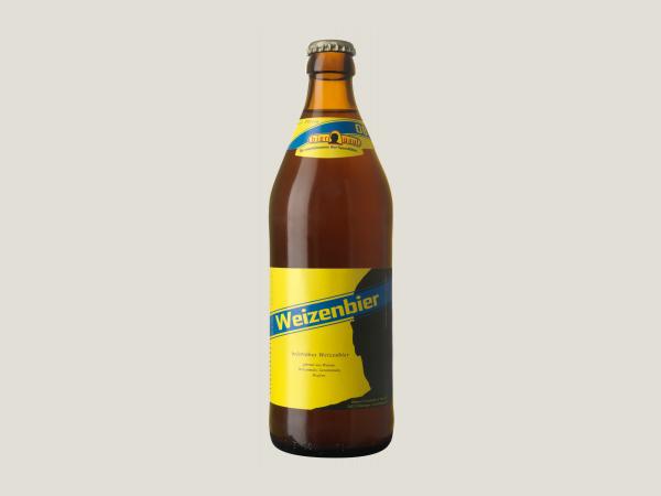 bier paul 08 - hefetrübes Weizenbier